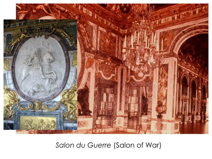 Salon du Guerre