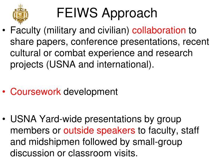 FEIWS Approach