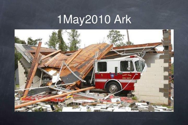 1May2010 Ark