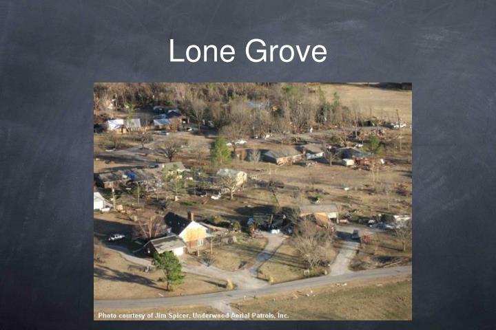 Lone Grove