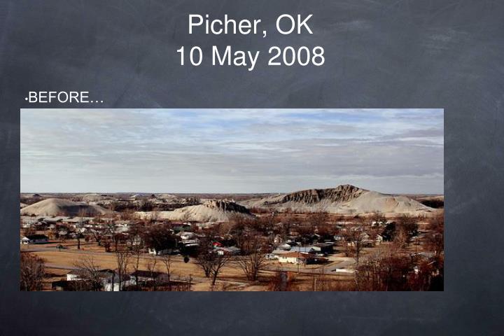 Picher, OK