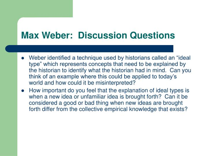 weber essay Max weber thought that statements of fact are one thing, statements of value another, and any confusing of the two is impermissible, ralf dahrendorf writes in his essay max weber and modern social science, acknowledging that weber clarified the difference between pronouncements of.