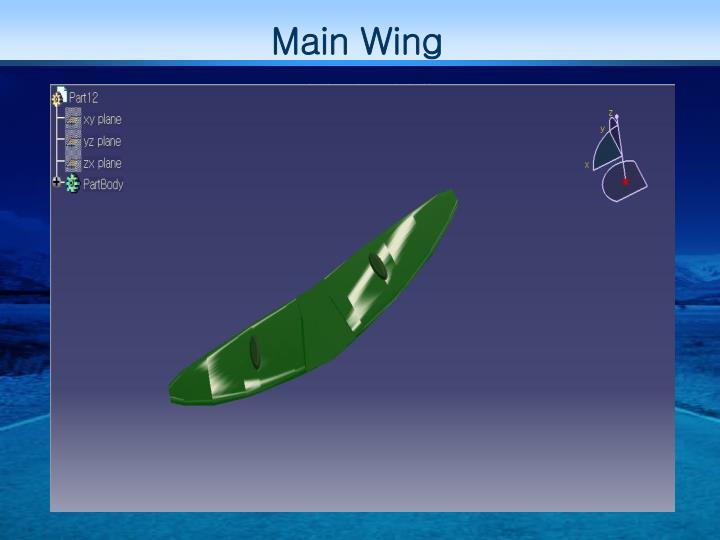 Main Wing