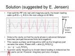 solution suggested by e jensen