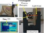 photogate timer