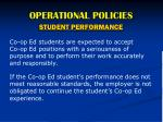 operational policies7
