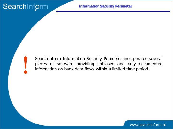 Information Security Perimeter