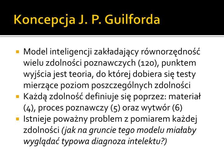 Koncepcja J. P.