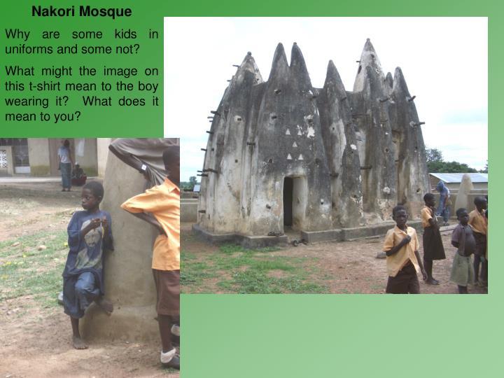 Nakori Mosque