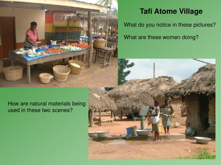 Tafi Atome Village