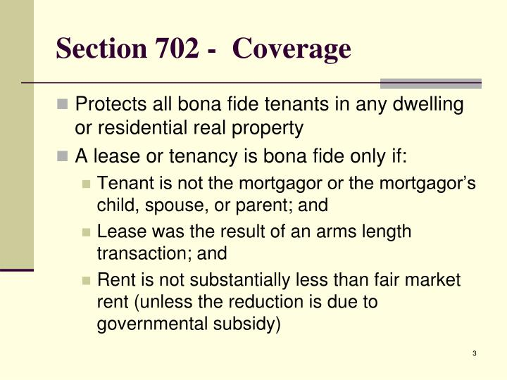 Section 702 coverage