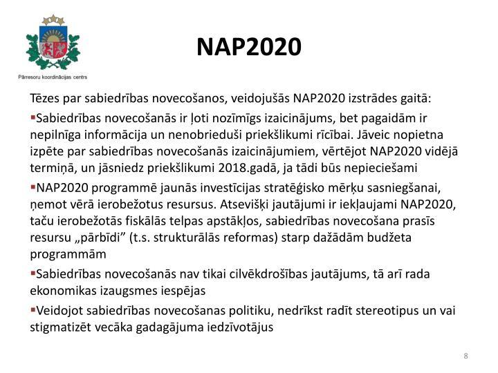 NAP2020