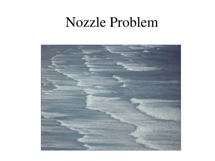 Nozzle Problem