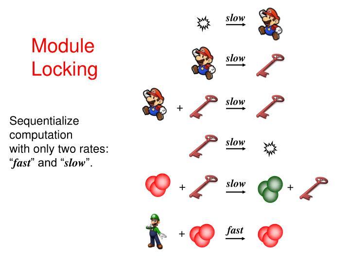 Module Locking