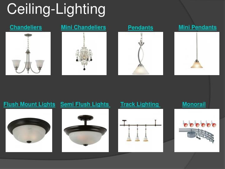 Ceiling-Lighting