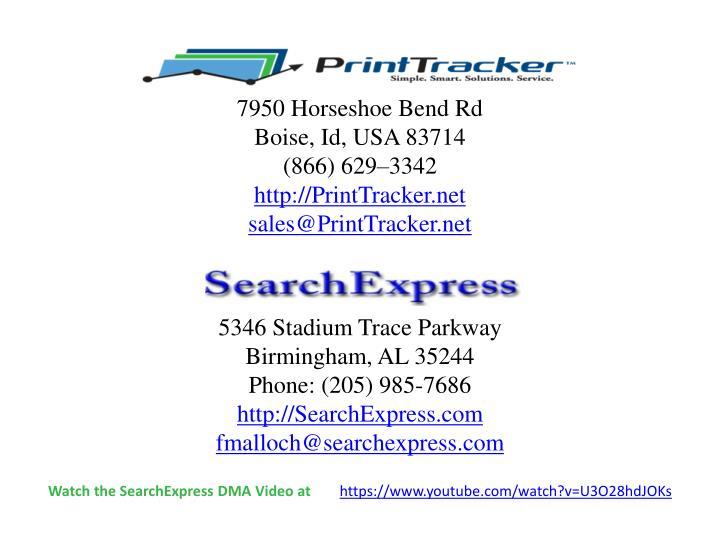 7950 Horseshoe Bend Rd