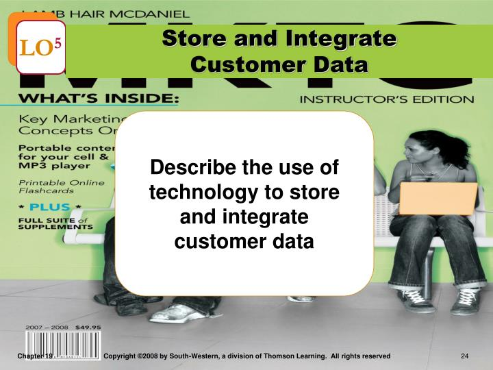Store and Integrate