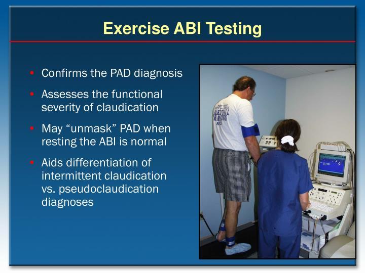 Exercise ABI Testing