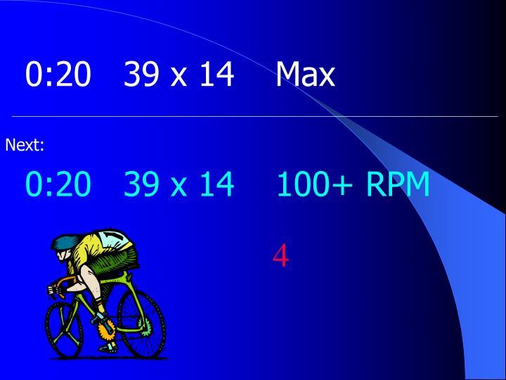 0:2039 x 14Max