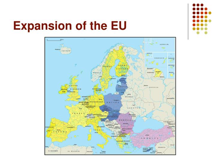 Expansion of the EU