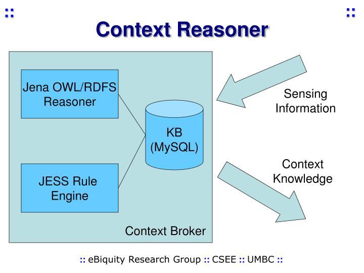 Context Reasoner