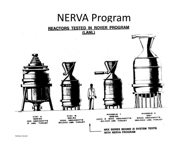 NERVA Program