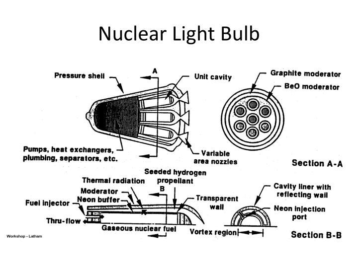 Nuclear Light Bulb