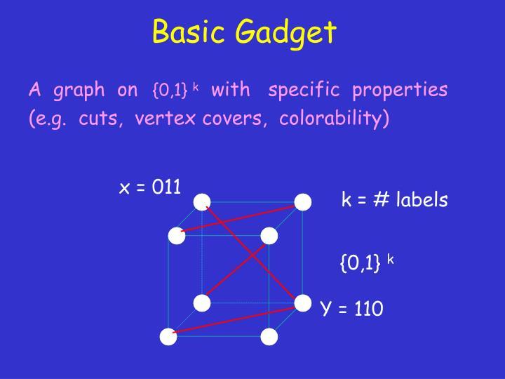 Basic Gadget