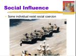 social influence6