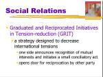 social relations16