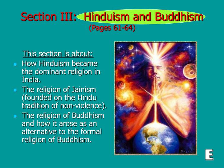 Section iii hinduism and buddhism pages 61 64