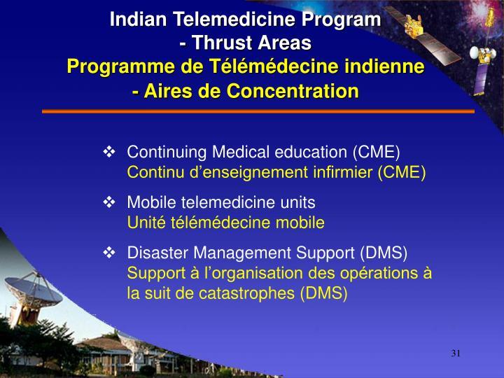Indian Telemedicine Program
