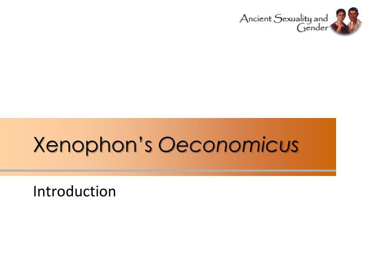 Xenophon's