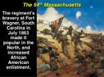the 54 th massachusetts1