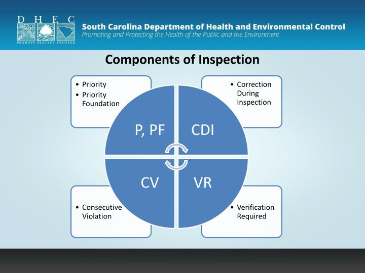 Components of Inspection