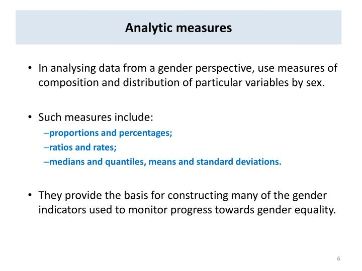 Analytic measures