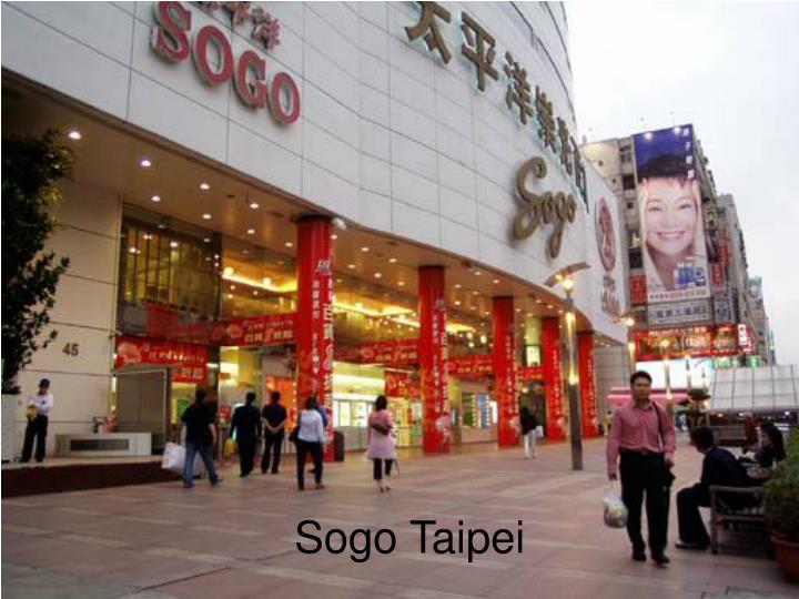 Sogo Taipei