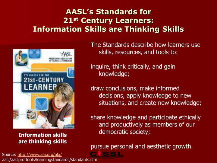 AASL's Standards for