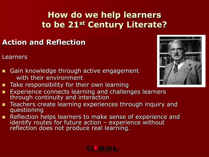 How do we help learners