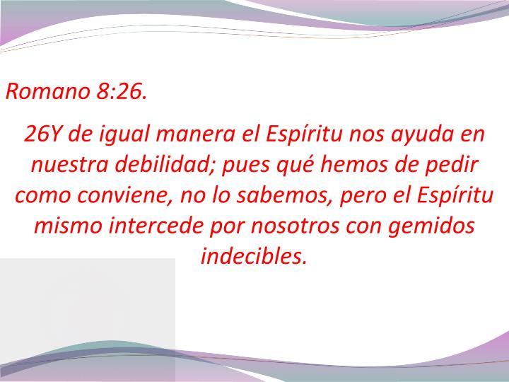 Romano 8:26.