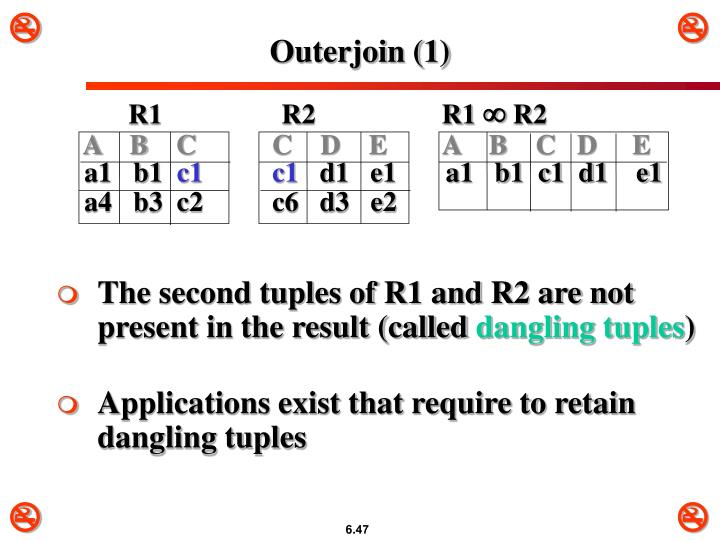 Outerjoin (1)