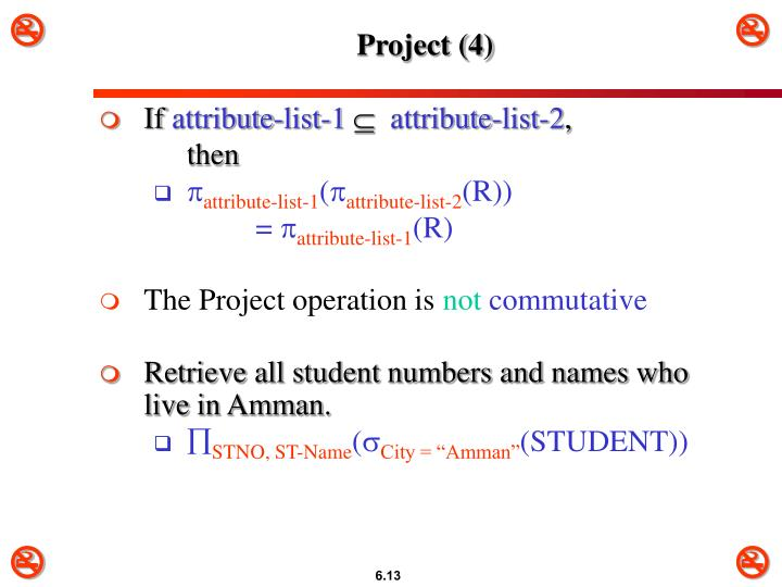 Project (4)