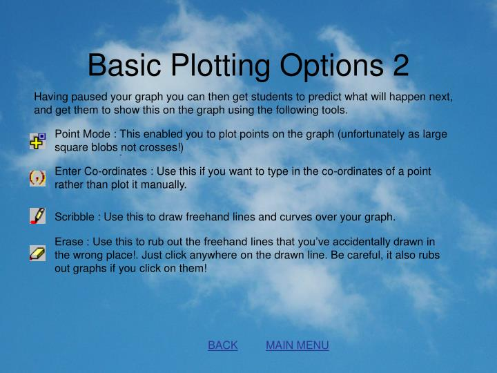 Basic Plotting Options 2