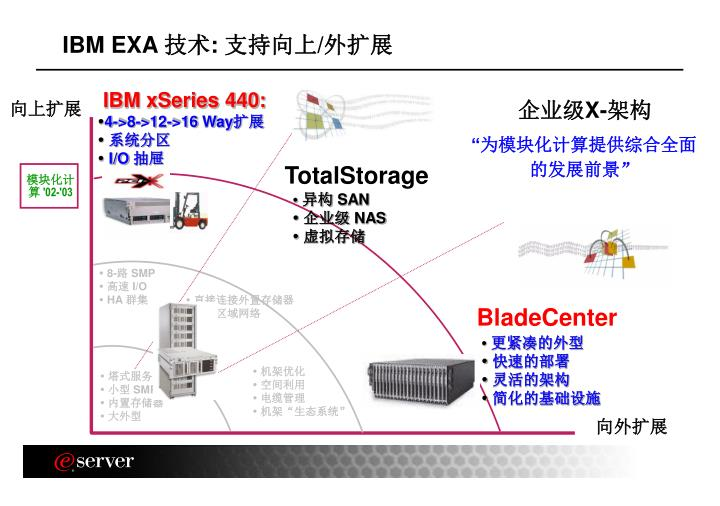 IBM EXA