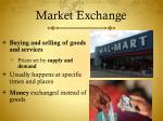 market exchange1