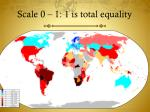 scale 0 1 1 is total equality