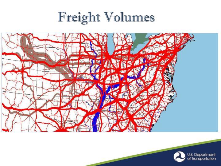Freight Volumes