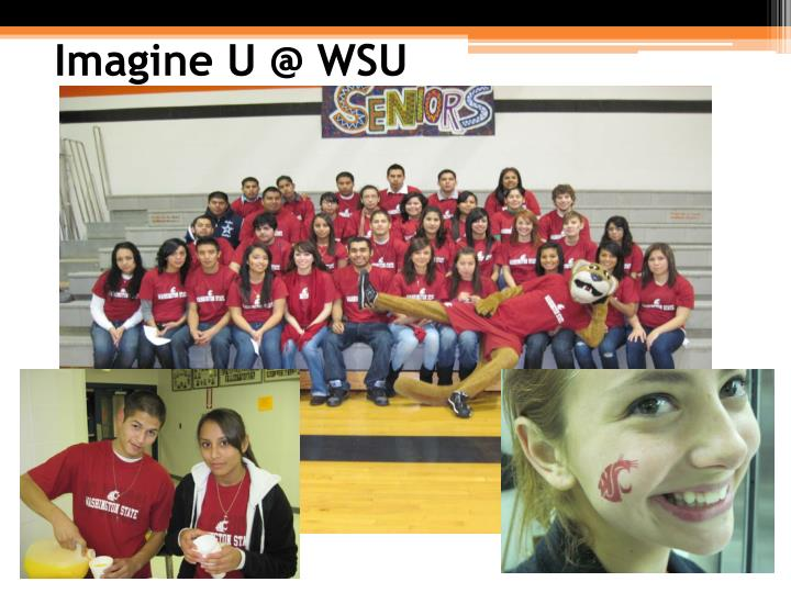 Imagine U @ WSU