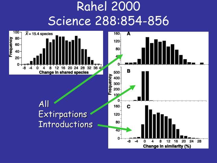 Rahel 2000