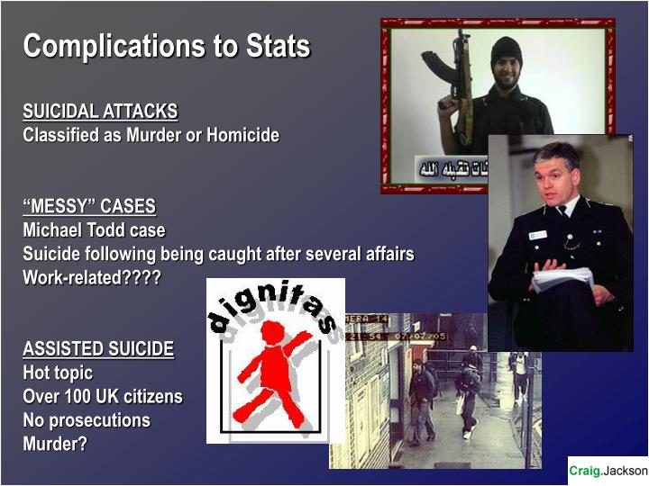 Complications to Stats